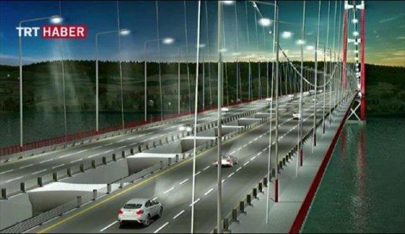 İşte Çanakkale Köprüsünün Maliyeti ve Güzergahı!