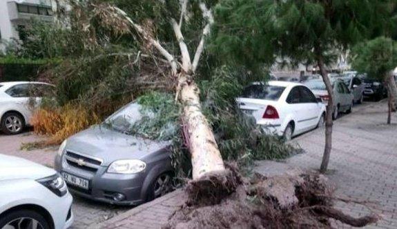İzmir'de fırtına devam edecek mi? 2019 ocak
