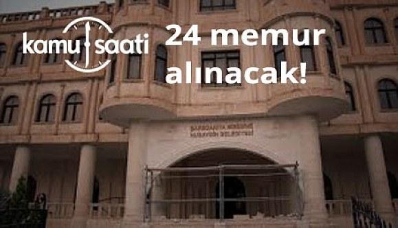 Mardin nusaybin belediyesi personel alımları 2019