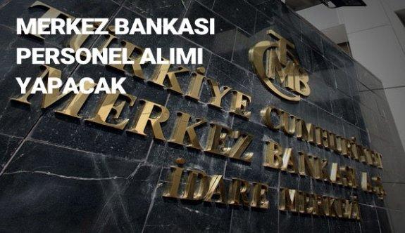 Merkez Bankası mühendis alımı 2019