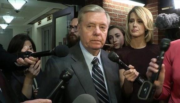 Senatör Graham: Türkiye'nin endişeleri konusunda hassasım