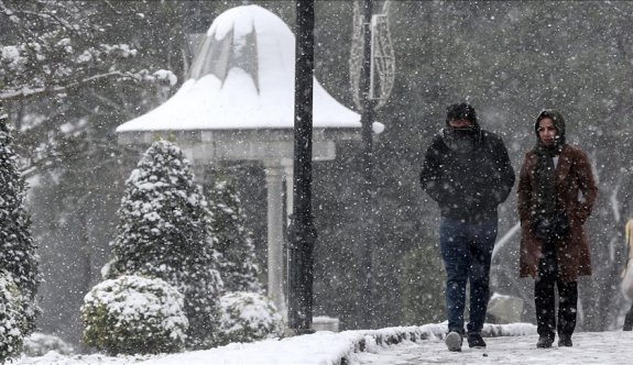 Meteorolojiden Peş Peşe Uyarı: Sibirya Soğukları Geri Geldi