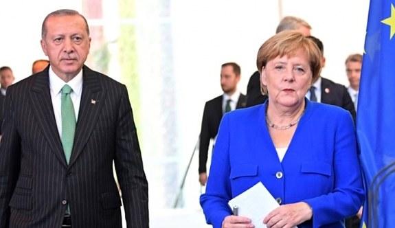 Almanya'da Vatandaşlarına Türkiye'ye Seyahat Uyarısı !