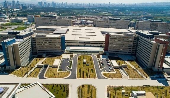 Şehir Hastanesi'ne 7 bin personel alımı yapılacak...