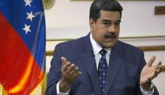 Venezuela, Kolombiya sınırına asker yığdı