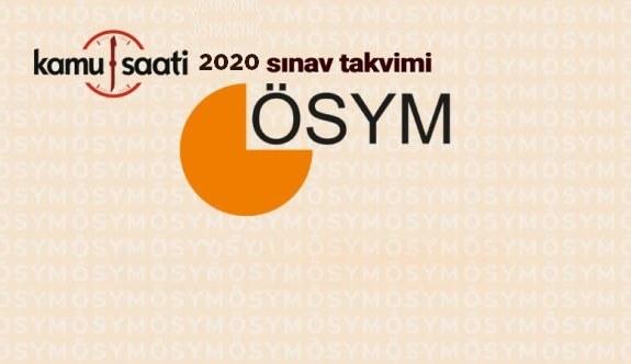 2020 MEMURLUK SINAVI NE ZAMAN , KPSS BAŞVURU TARİHLERİ 2020