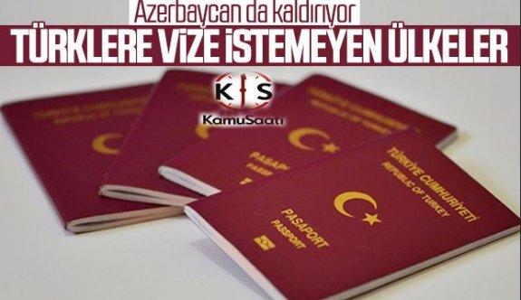 Azerbaycan Vizeyi Kaldırıyor!!!