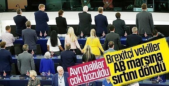 Brexitçiler AP'ye sırtını döndü