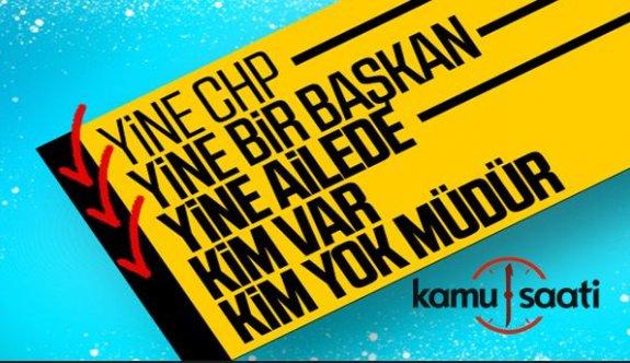CHP'li Büyükşehir Belediyesi'nde Dikkat Çeken Akraba Atamaları