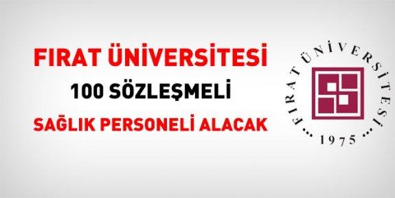 Fırat Üniversitesi, Sözleşmeli Personel Alımı
