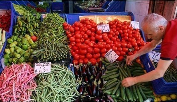 Temmuz ayı itibari ile  fiyatı en çok artan ve azalan ürünler