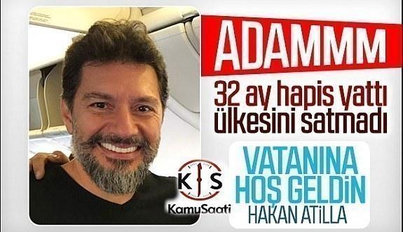 Hakan Atilla, Türkiye'de !!!