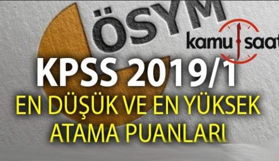 KPSS Atama Puanları Belli Oldu