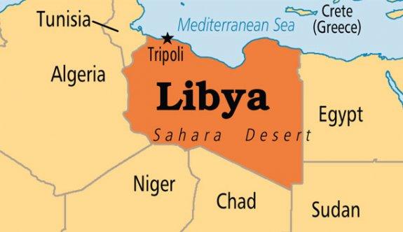 Libya'da Alıkonulan 6 Türk vatandaşı SERBEST !!!