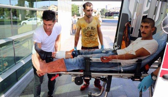 Acemi kasaplar kurban bayramında şow yaptı, 5341 yaralı! ALLAH'TAN ÖLÜ YOK!