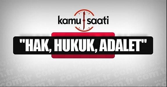 ADALETİN TECELLİSİ