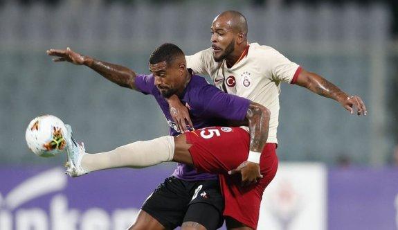 Fatih Terim eski takımı fiorentina'dan 4 yedi, fiorentina 4 Galatasaray 1