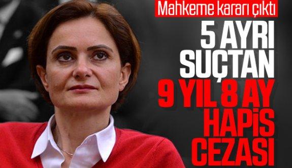 Canan Kaftancıoğlu Davası Hakkında Mahkeme Karar Verdi