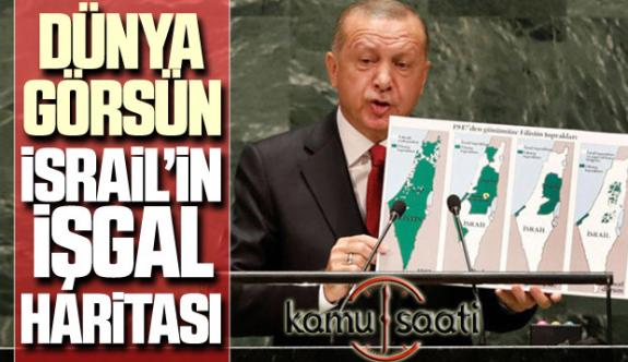 Cumhurbaşkanı Erdoğan'ın Birleşmiş Milletler BM konuşması