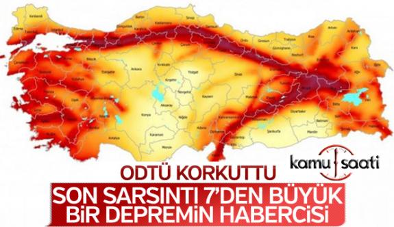 ODTÜ'lü Akademisyenlerden İstanbul İçin Büyük Deprem Analizi