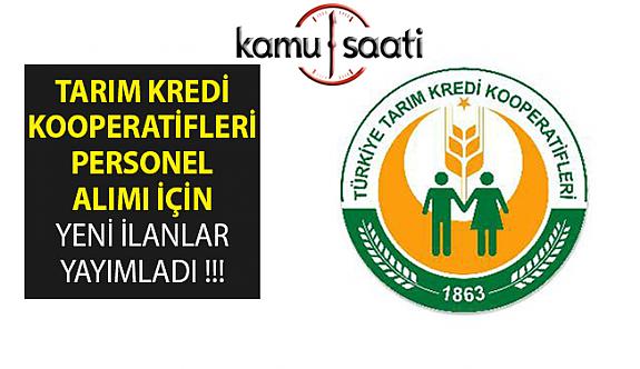 Tarım Kredi Sakarya Bölge Birliği 35 Personel Alımı Yapacak
