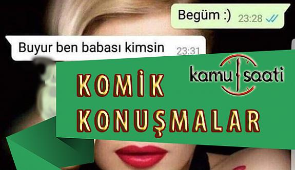 Komik WhatsApp Konuşması, kızına mesaj geldi... Türkiye bir genç ve sevgilisinin babasının sohbetini konuşuyor