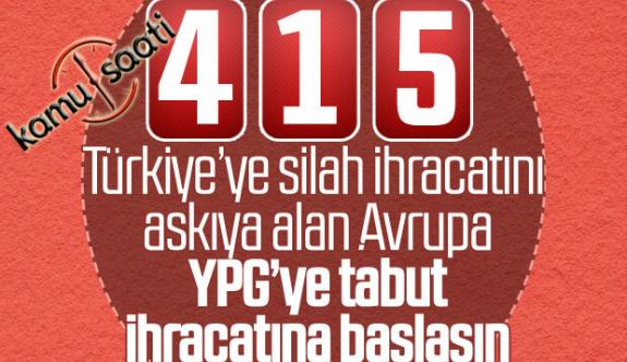 Barış Pınarı Harekatında Alınan Ypg'li Leş Sayısı : 415 terörist