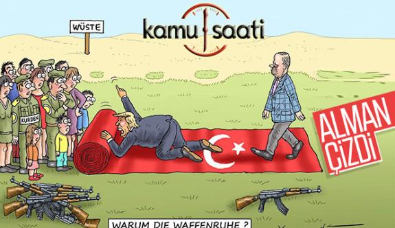 Başkan Erdoğan'ın Hem Masada Hem de Sahadaki Başarısı Almanya'nın Gündeminde