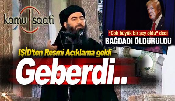 Ebu Bekir el-Bağdadi Öldürüdü, IŞiD Deaş Lideri Ebu Bekir el-Bağdadi Kimdir?