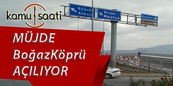 Kayseri'de Boğazköprü Açılıyor !!! Onarımı Tamamlanan Boğazköprü 19 Ekim'de Açılacak
