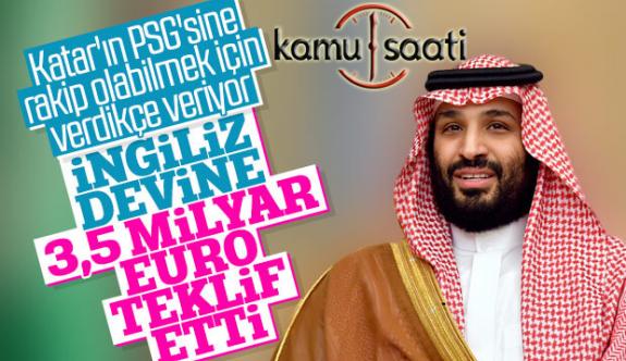 Prens Selman Futbol Takımı Alıyor, Manchester United için 3.5 milyar euro