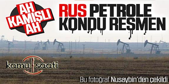 Rusların Kamışlı Hariç Diye Direnmesinin Sebebi Suriye'deki Petrol Kuyuları