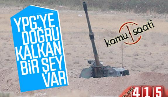 Sınırda Namlular YPG'ye Nefes Aldırmıyor Mehmetçik Yılanı Ezmeye Devam Ediyor