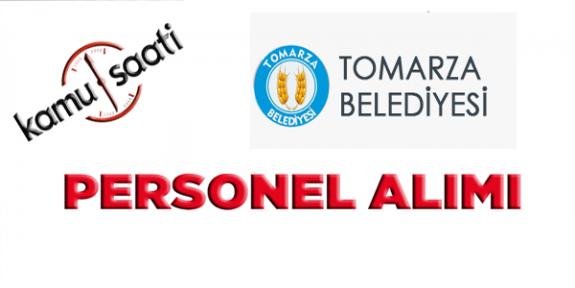 Tomarza Belediyesi Personel Alımı, İş Başvurusu