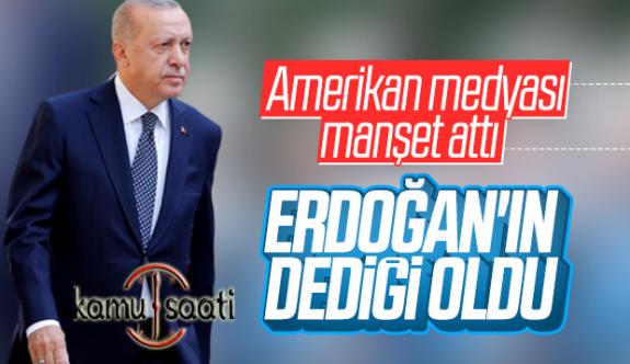 Türkiye'nin Zafer Anlaşmaşı Dünya Basınında