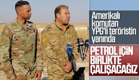 ABD 'nin İkili Oyunu Gözler Önün de Neden Hala YPG İle Yan Yana?