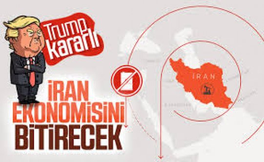 ABD'nin Petrol Yaptırımları İran Ekonomisini Nasıl Olumsuz Etkiledi?