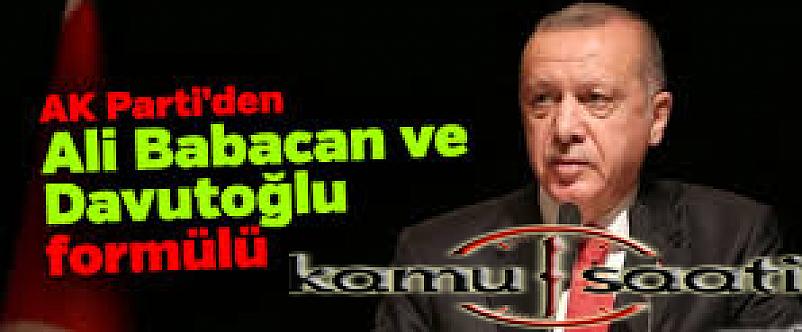 AKP'de Davutoğlu istifaları Bitmek Bilmiyor İşte Alınan Önlem