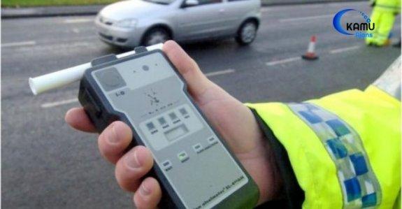 Alkollü araç kullanmanın cezası ne kadar oldu, Alkolmetreyi üflememe cezası 2019