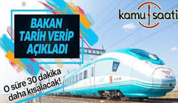 Ankara-İstanbul Arası Seyahat Süresi Nasıl Kısalıyor O Tarih Belli Oldu!