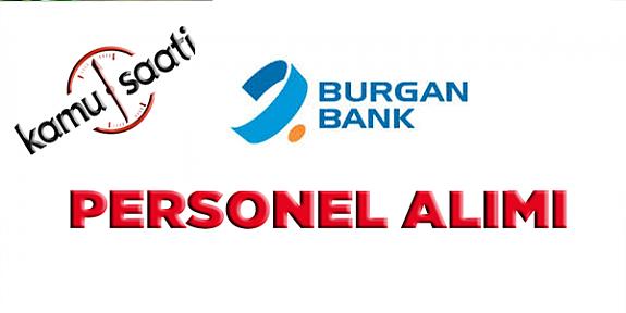 Burgan Banka A,Ş Yönetici Eleman İşe Alım İlanı