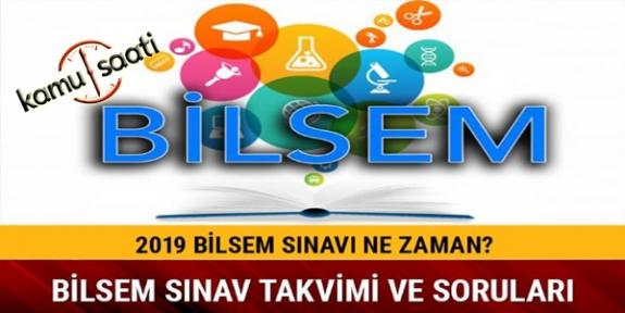 MEB 2019-2020 BİLSEM Sınav Takvimini Açıkladı | Öğrenci Tanılama ve Yerleştirme Takvimi