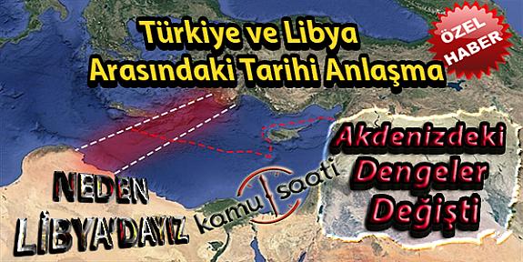Neden Libya'da yız | Libya ve Türkiye İlişkileri | Libya Jeopolitik Önemi ve Türkiye Ortaklığı