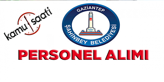 Şahinbey Belediyesi isçi alımları , İş Başvurusu