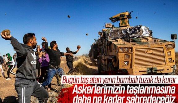 Suriyede Bitmek Bilmeyen Saldırıların Arkası Kesilmedi Türk Askeri Taşlandı