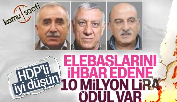 Terör Örgütü Üyelerini İhbar Edenler Büyük Para Ödülü Alacak