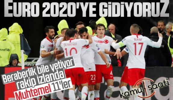 Türkiye-İzlanda Maçının Muhtemel 11'leri | Türkiye İzlanda Maçı Hangi Kanalda Saat Kaçta?