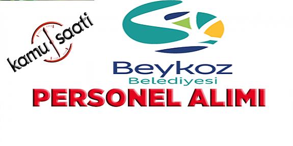 Beykoz Belediyesi Personel Alımı, İş Başvurusu