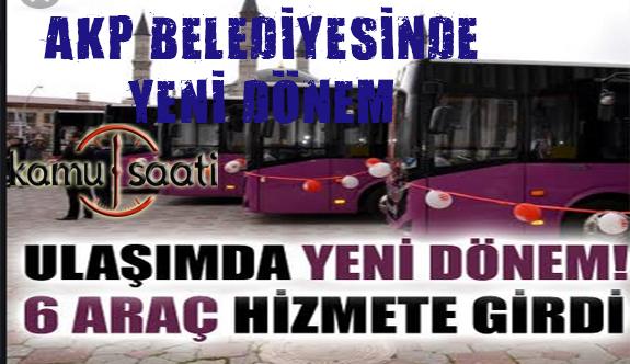 Bir AKP Belediyesi Öğrencilere Jest Yaptı!