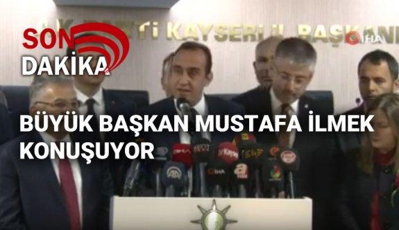 Flaş..Mustafa İlmek Konuştu! Tüm Türkiye izledi!